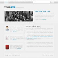 Web Design Layout 10 by hvdesignz