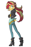 Sunset Shimmer by rvceric