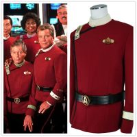 Star Trek Wrath of Khan Cosplay Starfleet  Uniform by Jessical1