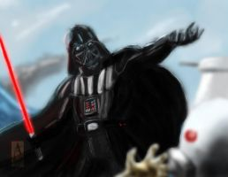 Vader Commish by Same-kun