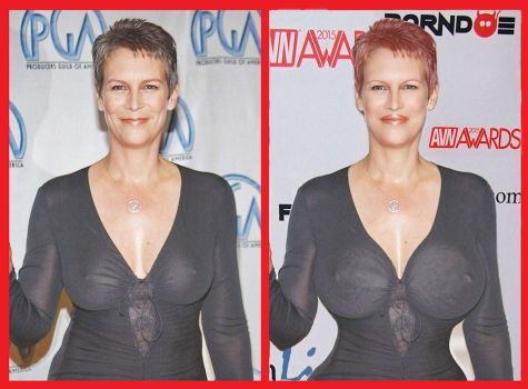 Jamie Lee Curtis-A Look For Every Red Carpet Event by Attwood3049
