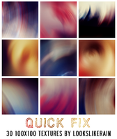 Quick Fix by lookslikerain