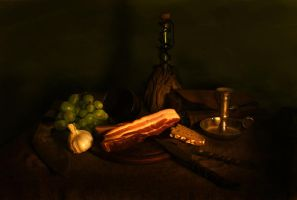 Stillife1 by Flint010