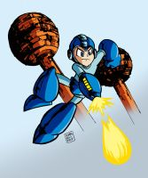 Off to see Bomb Man by MegaRyan104