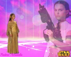 Padme Wallpaper by ElodieTheFox051400