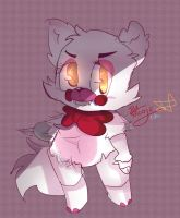 Mangle - Five Nights at Freddy's by NicMangle