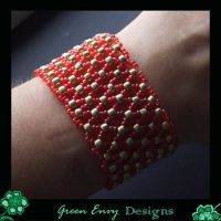 netted gold by green-envy-designs