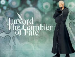 Luxord, The Gambler of Fate by jwitham89