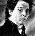 Johnny Depp as Ichabod Crane by Magic-Realm