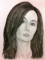 Maggie Cheung by bengray94