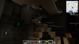 Pitch's Lair (in minecraft) 10 by Otheerian408