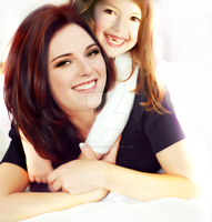 Bella and Renesmee 3 by KseniaCrispi