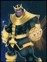 The Mad Titan by spicemaster