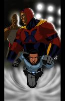 Adama: Deadly Alliance by Chizel-Man