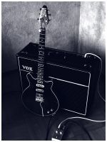 AC30 Amp with Treble Booster by Fox82