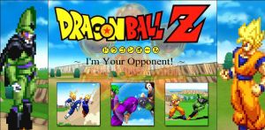 I'm Your Opponent! Taiketsu! - Dragon Ball Z by Vysselle