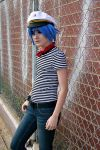 Gorillaz: Faceache by pansypixie