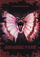 Jurassic Park alt Movie Poster by traumatron