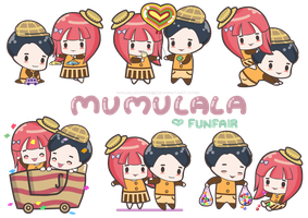 MUMULALA love funfair by NINJALI8HT