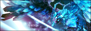 Anivia Forum Signature by FreeshootXiggy