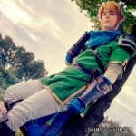 Link - Hyrule Warriors Cosplay #4 by Laovaan