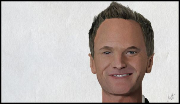 Barney Stinson by Excidart