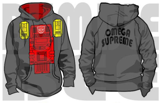 OMEGA SUPREME sweater G1 by AlainPanlilio