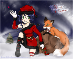 ::+ Merry Christmas +:: by bibi-chan
