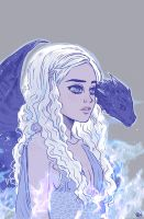 Mother of Dragons by alexisneo