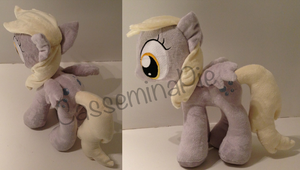 My Little Pony Plush - Derpy Hooves by CasseminaPie