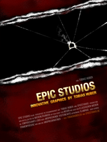 Epic Studios Poster by Dick3rl3