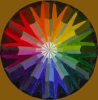 Color Wheel by mariapiva