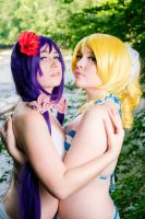 ElixNozomi by Foxy-Cosplay