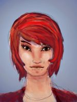 Portrait 1 by SoothSheeper