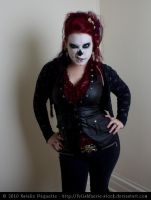 Corpse Paint I by fetishfaerie-stock