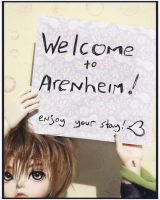Faron welcomes ID by Arenheim