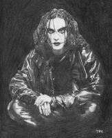 Eric Draven by tfy