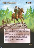 Adun Oakenshield alter! 100th post! by MimiMunster