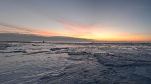Frozen Sylt by marinesparkle