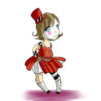 Contenst Entry Sping 2015 - Mad Moxxi by CaptainBatBrain