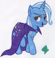 The Great and Powerful Trixie by MadHatter-Himself