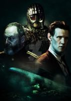 Doctor Who - Cold War by Neutron-Flow