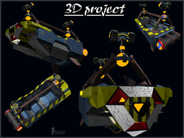 3D film project by Nobiax