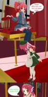 MMD Comic - Soldier Princess Part 1 by Peachy-Pink10
