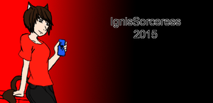 2015 Facebook Cover by IgnisSorceress