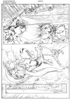 Superman - Page 01 by Moy-R