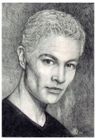 James Marsters as Spike by ktalbot