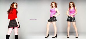 lindsay lohan 3 by alubb77