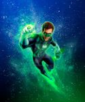 Green Lantern RR art by jasonpal
