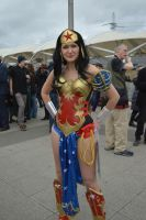 MCM Expo 2013 Wonder Woman by Lady-Avalon